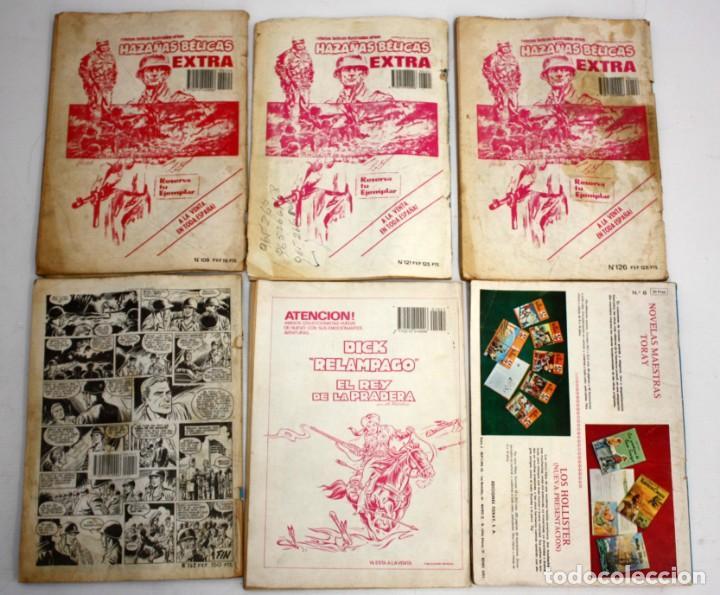 Cómics: ZONA DE COMBATE-RELATOS BELICOS-URSUS-5+2 EXTRA. - Foto 7 - 134244938