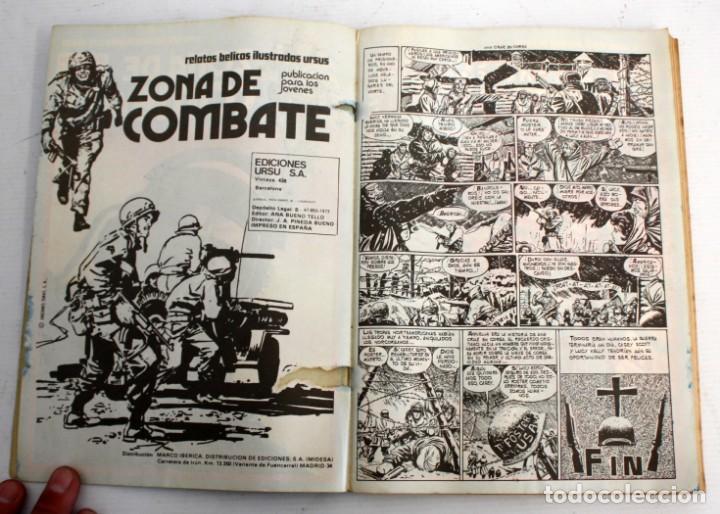 Cómics: ZONA DE COMBATE-RELATOS BELICOS-URSUS-5+2 EXTRA. - Foto 10 - 134244938