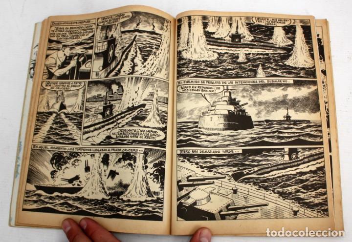 Cómics: ZONA DE COMBATE-RELATOS BELICOS-URSUS-5+2 EXTRA. - Foto 14 - 134244938