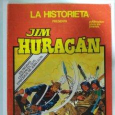 Cómics: JIM HURACAN Nº 18, AÑO 1980. Lote 139424462