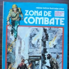 Cómics: ZONA DE COMBATE. Nº 124. AÑO 1973. Lote 140160554