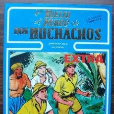 Cómics: LA VUELTA AL MUNDO DE DOS MUCHACHOS. COLECCION COMPLETA. . Lote 140172858