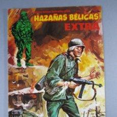 Cómics: HAZAÑAS BELICAS (1979, URSUS) -EXTRA- 12 · 1981 · HAZAÑAS BÉLICAS EXTRA. Lote 141575342
