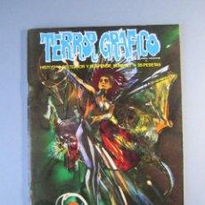 Cómics: TERROR GRAFICO (1972, URSUS) 9 · 1973 · TERROR GRAFICO *** EXCELENTE ***. Lote 141577138