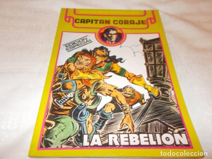 CAPITÁN CORAJE EDICIÓN ESPECIAL (Tebeos y Comics - Ursus)