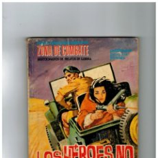 Cómics: ZONA DE COMBATE Nº 7. URSUS,1973. FORMATO TACO.. Lote 143925490