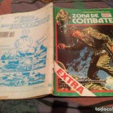 Cómics: ZONA DE COMBATE EXTRA. Nº 52 : HA LLEGADO UN SARGENTO - ULTIMO NUMERO . EDICIONES URSUS. Lote 145574126