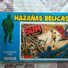Cómics: HAZAÑAS BELICAS Nº 142 URSUS. Lote 147382046
