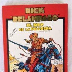 Cómics: DICK RELAMPAGO - COLECCION COMPLETA - RETAPADO. Lote 147531602