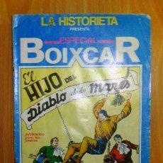 Cómics: LA HISTORIETA PRESENTA. Nº 12 : ESPECIAL BOIXCAR : EL HIJO DEL DIABLO DE LOS MARES. Lote 147585958