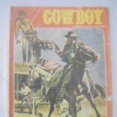 Cómics: COWBOY Nº 10 - ED. URSUS. Lote 147598618