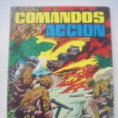 Cómics: COMANDOS EN ACCIÓN Nº 9 - ED. URSUS. Lote 147599994