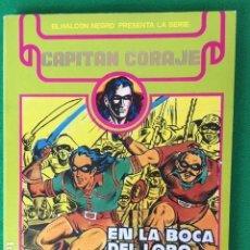 Cómics: EL CAPITAN CORAJE Nº 1 RETAPADO - ED. URSUS. Lote 147600878