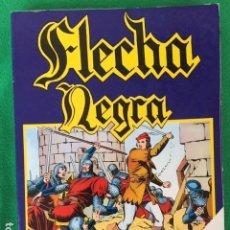 Cómics: FLECHA NEGRA, COMPLETA, RETAPADO 12 EJEMPLARES - ED. URSUS, COLECCION LA HISTORIETA. Lote 147692978