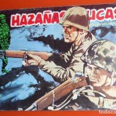 Cómics: COMIC ANTIGUO EDITA URSUS 1973 - HAZAÑAS BÉLICAS - DOS CHINOS EN CHINA - TORAY. Lote 147861102