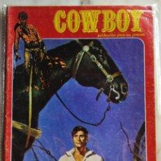 Cómics: COWBOY - NUMERO 25. Lote 151269030