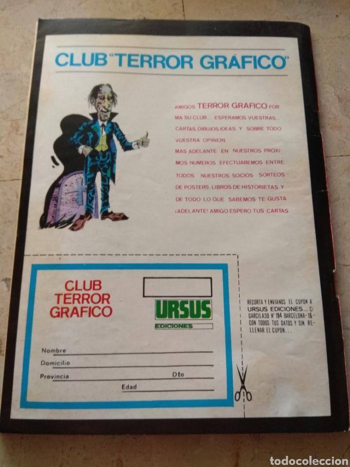Cómics: Terror Gráfico N°2 Historias de Terror y Suspense - Foto 2 - 195361337
