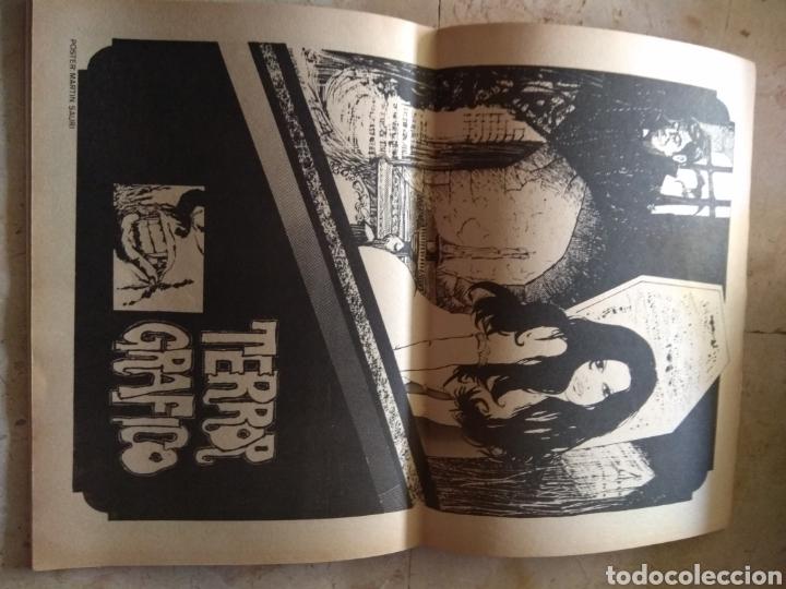 Cómics: Terror Gráfico N°2 Historias de Terror y Suspense - Foto 3 - 195361337