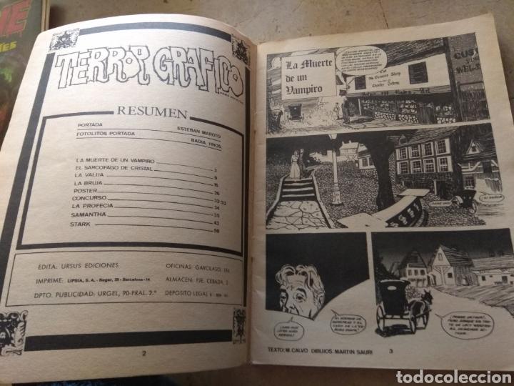 Cómics: Terror Gráfico N°2 Historias de Terror y Suspense - Foto 4 - 195361337