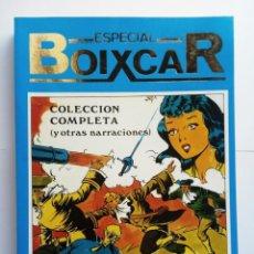 Cómics: EL HIJO DEL DIABLO DE LOS MARES COLECCION COMPLETA ESPECIAL BOIXCAR. Lote 151866358