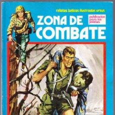 Cómics: RELATOS BELICOS - ZONA DE COMBATE Nº 81. Lote 154696386