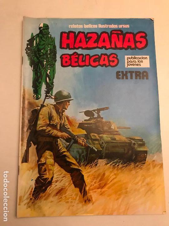 HAZAÑAS BELICAS EXTRA V 2 V2 Nº 3. URSUS 1983 (Tebeos y Comics - Ursus)