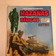 Cómics: HAZAÑAS BELICAS EXTRA V 2 V2 Nº 3. URSUS 1983. Lote 255507250