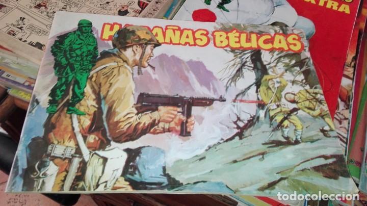 HAZAÑAS BELICAS EL DIA MAS CORTO (Tebeos y Comics - Ursus)