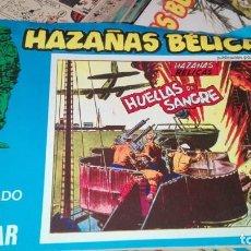 Cómics: HAZAÑAS BÉLICAS Nº 7 * HUELLAS DE SANGRE *. Lote 155641286