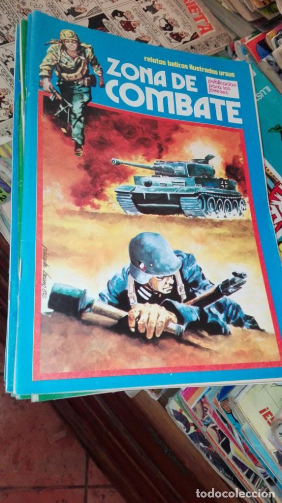ZONA DE COMBATE URSUS (Tebeos y Comics - Ursus)