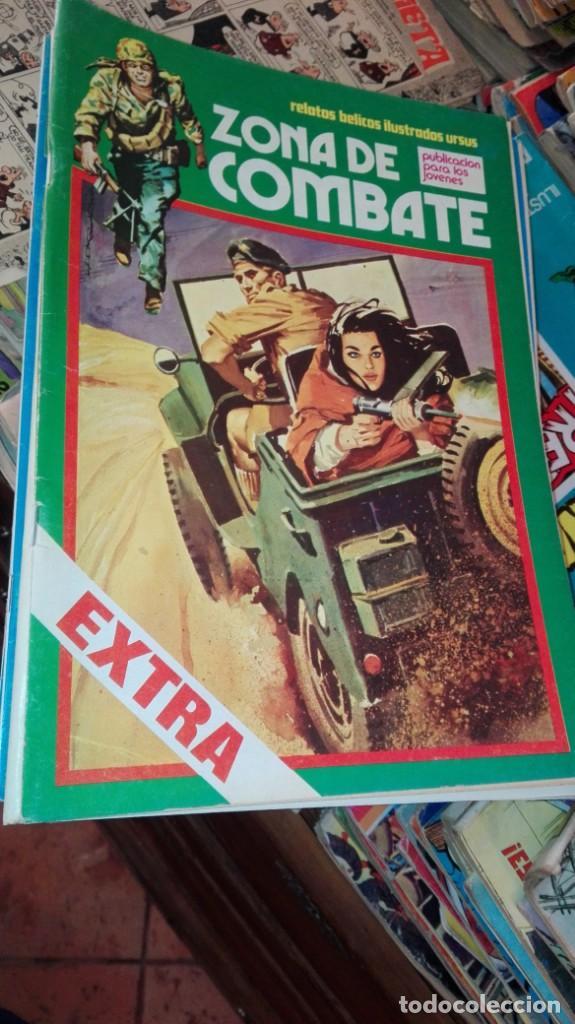 ZONA DE COMBATE EXTRA URSUS (Tebeos y Comics - Ursus)