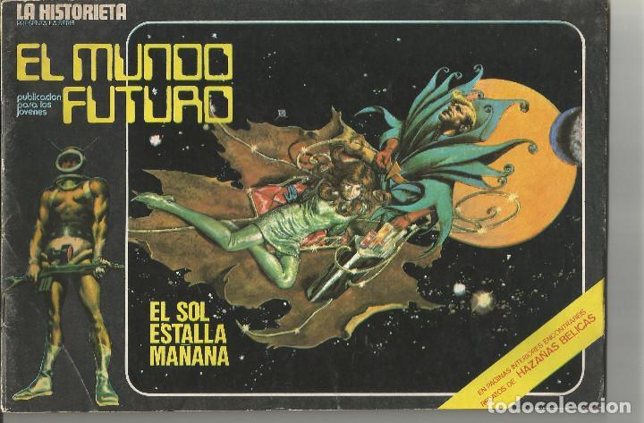 EL MUNDO FUTURO LA HISTORIETA PRESENTA LA SERIE EDICIONES URSUS Nº 19 (Tebeos y Comics - Ursus)