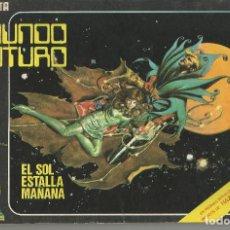 Cómics: EL MUNDO FUTURO LA HISTORIETA PRESENTA LA SERIE EDICIONES URSUS Nº 19. Lote 155831398