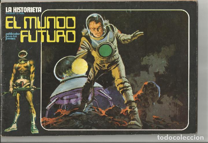EL MUNDO FUTURO LA HISTORIETA PRESENTA LA SERIE EDICIONES URSUS Nº 26 (Tebeos y Comics - Ursus)