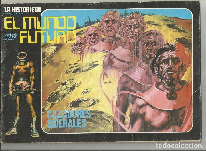 EL MUNDO FUTURO LA HISTORIETA PRESENTA LA SERIE EDICIONES URSUS Nº 23 (Tebeos y Comics - Ursus)