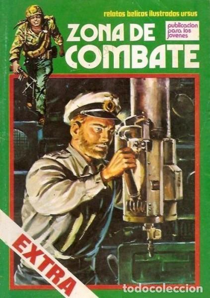 ZONA DE COMBATE EXTRA - Nº 23 -ALBA DE METRALLA EN DIEPPE- MARCELO PAGÉS-1979-BUENO-LEAN-0550 (Tebeos y Comics - Ursus)