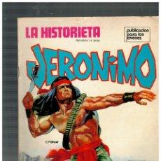 Cómics: LA HISTORIETA PRESENTA -JERÓNIMO Nº 4- URSUS,1975.. Lote 155999530