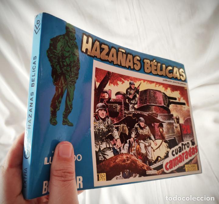 Cómics: HAZAÑAS BELICAS EXTRA AZUL 11 - CON LOS Nº 141-144 URSUS - DE PAPELERIA CERRADA - Foto 2 - 157689910