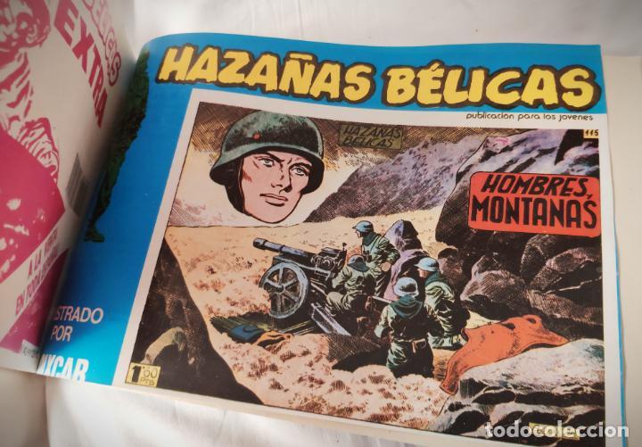 Cómics: HAZAÑAS BELICAS EXTRA AZUL 11 - CON LOS Nº 141-144 URSUS - DE PAPELERIA CERRADA - Foto 6 - 157689910