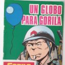 Cómics: UN GLOBO PARA GORILA. Lote 158887197