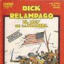 Cómics: DICK RELÁMPAGO EDICIONES URSUS Nº 16. Lote 160704918