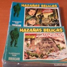 Cómics: HAZAÑAS BÉLICAS LOTE 29 Nº EDITORIAL URSUS BOIXCAR. Lote 161627974