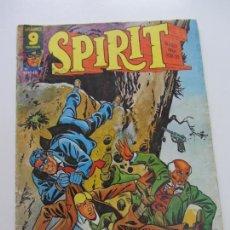Comics : SPIRIT Nº 27. WIL EISNER. GARBO 1975 C17X3. Lote 164891446