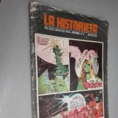 Comics : LA HISTORIETA RELATOS GRÁFICOS Nº 4 / ED. URSUS 1973. Lote 169957456