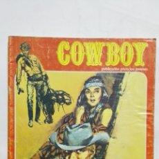 Cómics: COWBOY, Nº 35, AÑO 1978, EDITORIAL URSUS. Lote 171694314