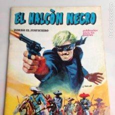Cómics: EL HALCON NEGRO Nº 1 - EDITA : URSUS EDICIONES. Lote 256030870