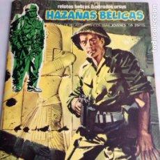 Cómics: HAZAÑAS BELICAS Nº 6 , RELATOS BELICOS ILUSTRADOS URSUS. Lote 15923079