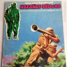 Cómics: HAZAÑAS BELICAS Nº 11 , RELATOS BELICOS ILUSTRADOS URSUS. Lote 15923166