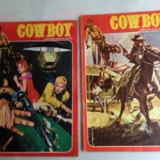 Cómics: COWBOY Nº 10 Y 24 -EDITA : URSUS. Lote 44266619