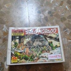 Cómics: HAZAÑAS BELICAS COMPLETA 24 NÚMEROS MÁS ALMANAQUE 1990. Lote 173132317